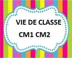 Vie de classe cm1 cm2 1